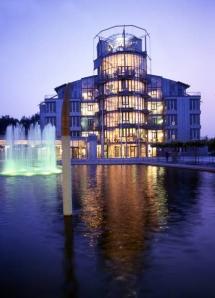 2-01: Rathaus Kaarst