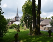 6-07 Alter Friedhof Hoeningen