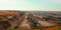 3-08: Aussichtspunkt Tagebau