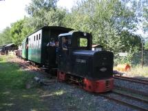 Feld- und Werksbahnmuseum