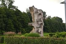 6-02 Bahndamm, Prangenberg – Skulptur am Hermeshof