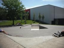 2-09: Skate-Area Büttgen